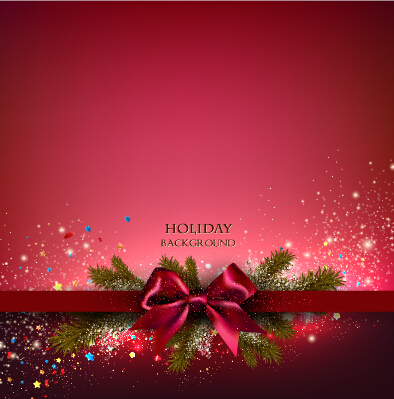 2015 Holiday shiny background material 07 free download