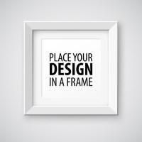 Modern photo frame creative vectors material 05