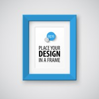 Modern photo frame creative vectors material 09 - Vector ...