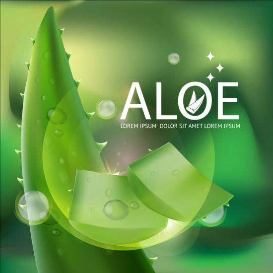 3d Emoticons Wallpapers Aloe Vera Collagen Background Vector 05 Free Download
