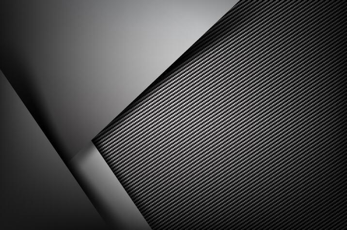 Dark with carbon fiber texture background vector 03 free download