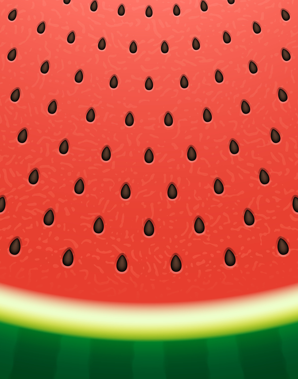 Beautiful Girl Hand Wallpaper Watermelon Texture Background With Seeds Free Download