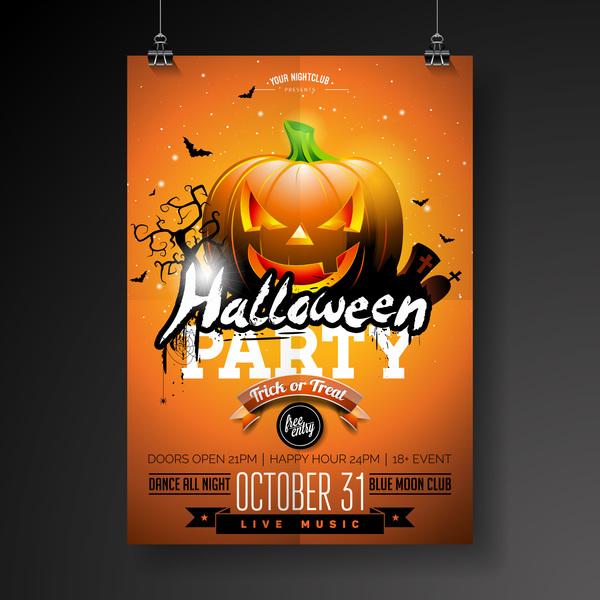 free halloween flyer templates - Josemulinohouse