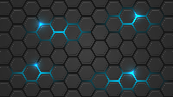 Black hexagon carbon fiber background vectors 05 free download