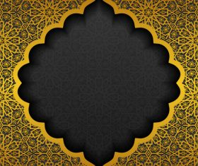 As Royal Decor 3d Wallpaper Islam Vector For Free Download