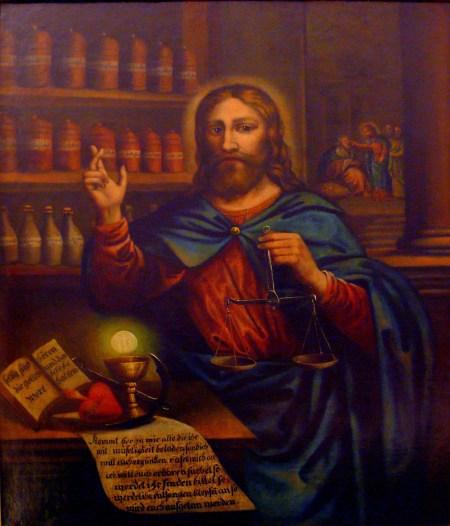 Cultural Depictions Of Jesus