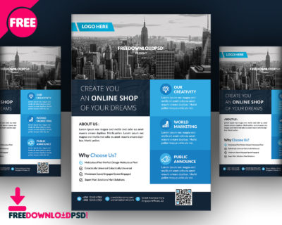 real estate brochure design inspiration FreedownloadPSD - psd brochure design inspiration