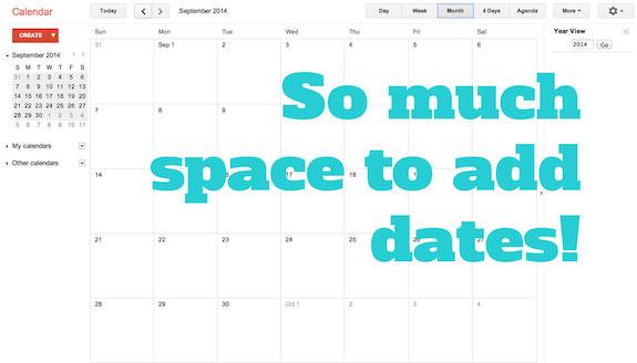 Set up Google Calendar as a Bill Pay Calendar and Pay Your Bills On Time