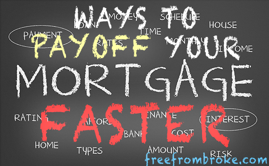 Four Ways You Can Pay Off Your Home Mortgage Faster