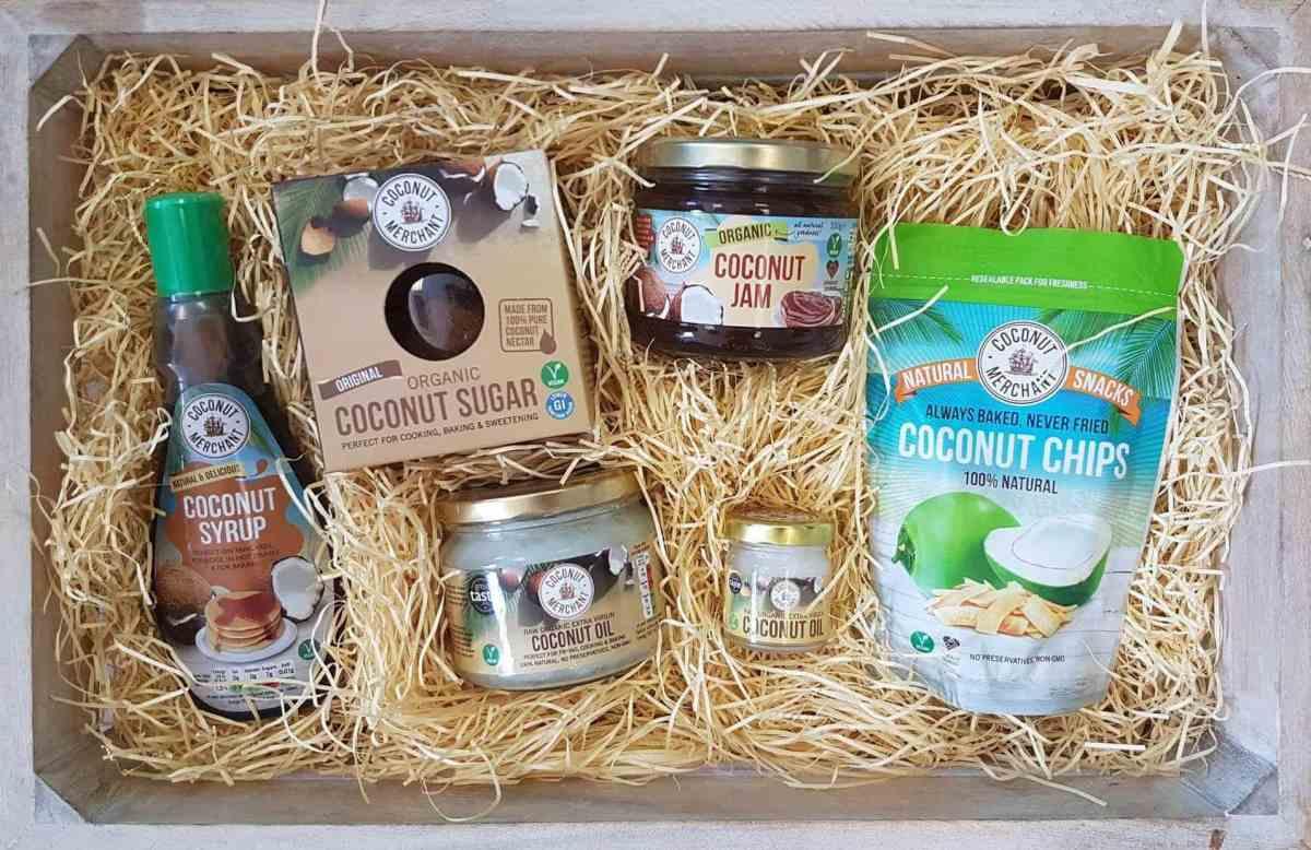 Coconut Merchant & A Giveaway...