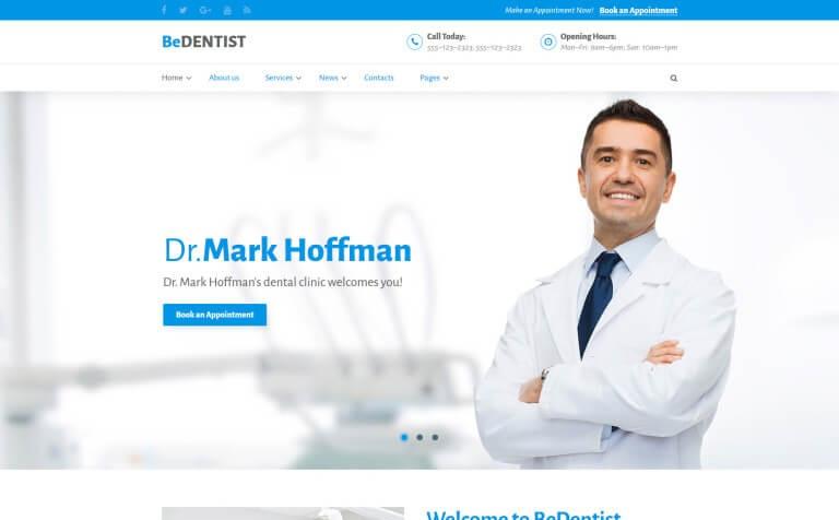 38 Best Medical HTML Website Templates 2019 free Html Designs