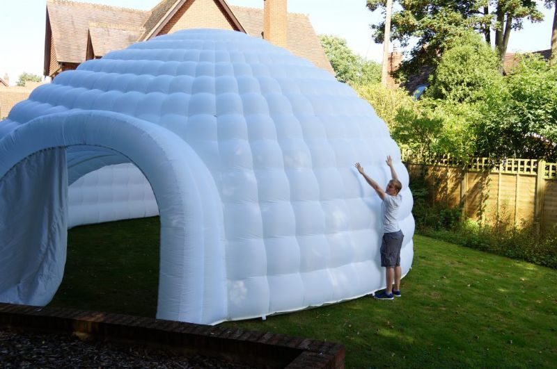 Led Home Lighting Business The Party Igloo, Eastleigh | Marquee Hire Company - Freeindex