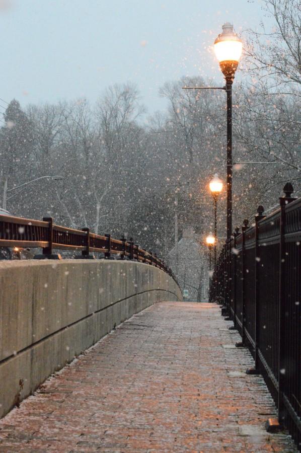 Falling Snow Wallpaper Iphone Imagen De Invierno 【foto Gratis】 100007546