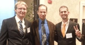 James Cleaveland, Free Speech Attorney Jon Meyer, Ian Freeman