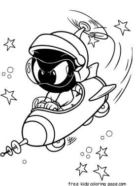 Wallpaper Pato Gravity Falls Looney Tunes Baby Marvin In Space Coloring In Sheetsfree