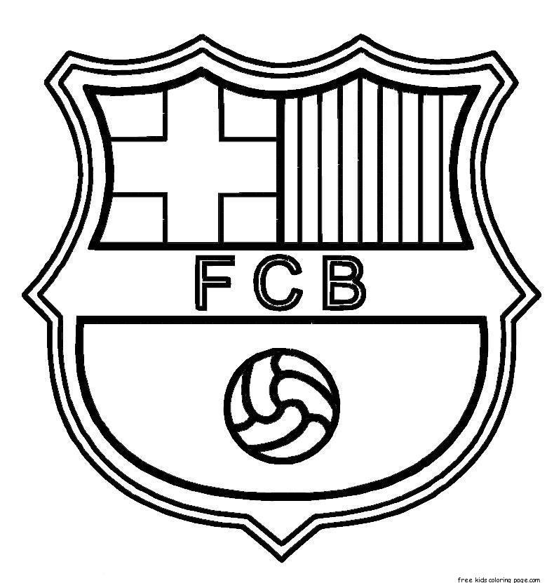 logo of fc barcelona