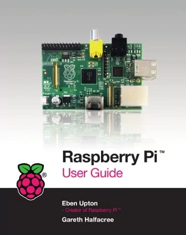 Raspberry Pi User Guide, Preliminary Cover