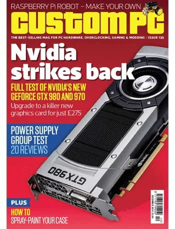 Custom PC Issue 135