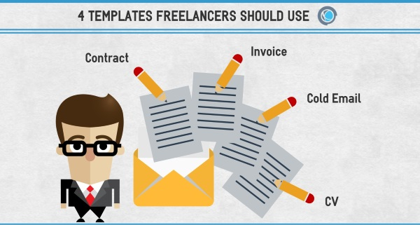 4 Templates every Freelancer should have - contract clauses you should never freelance without