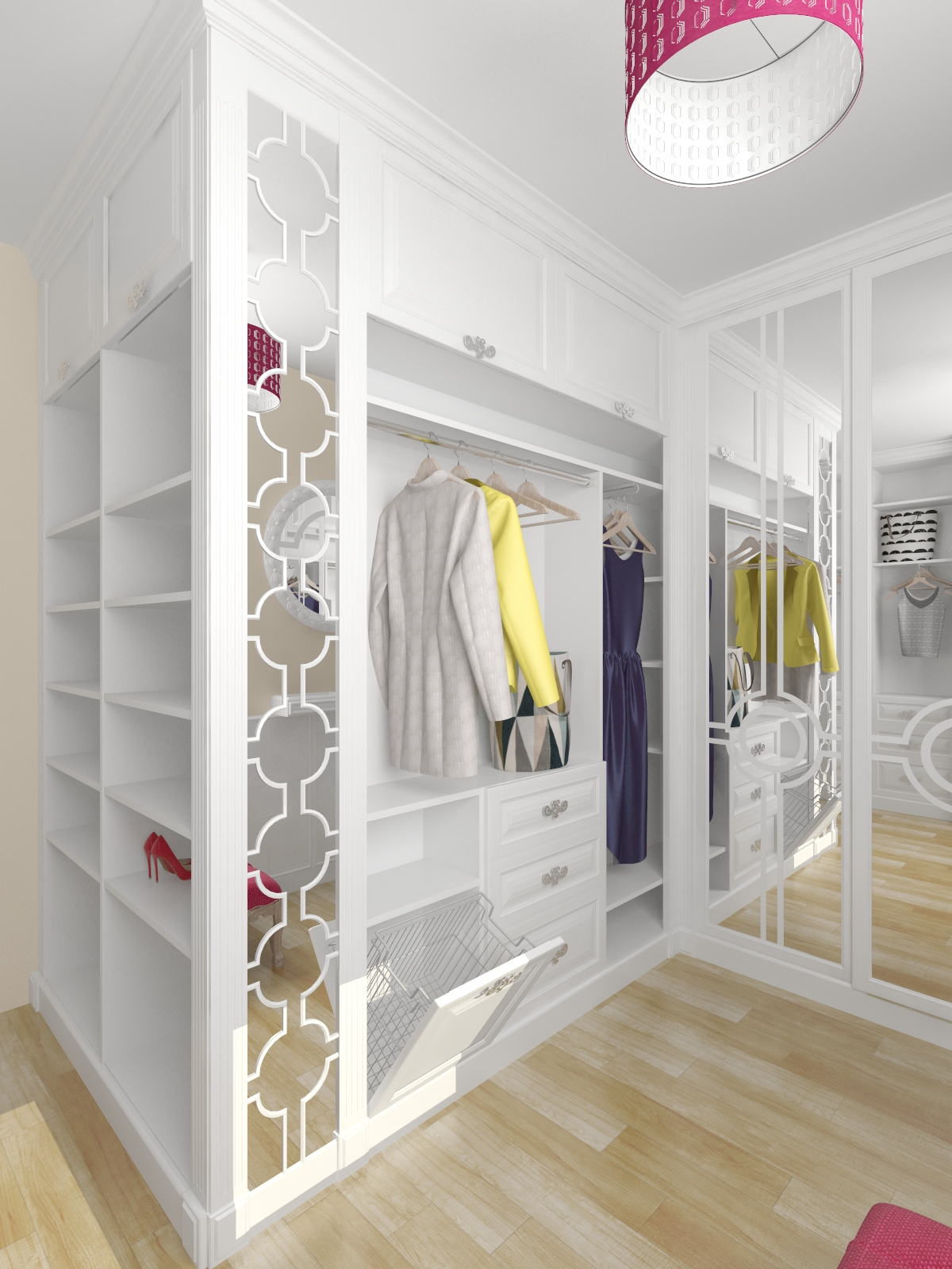 Model De Dressing Dressing Room Freelancers 3d