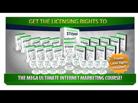 Marketing Stomp PLR Review | Best List Building Software by Edmund Loh