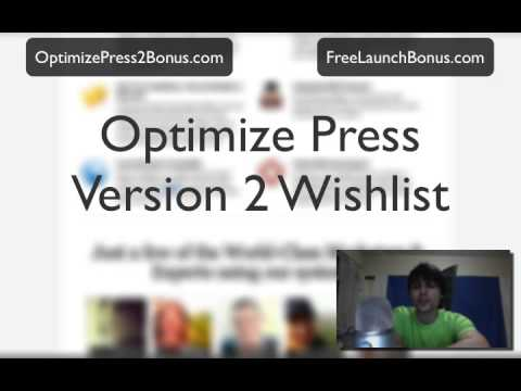 Optimize Press Version 2 Rumors