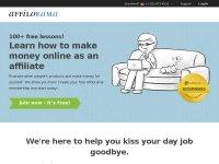 Affiliate Marketing Training, Software & Support  – Affilorama Bonus