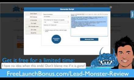 lead monster bonus