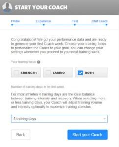 Freeletics Coach App