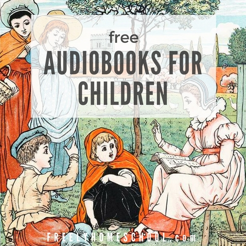 Free Audiobooks for Children