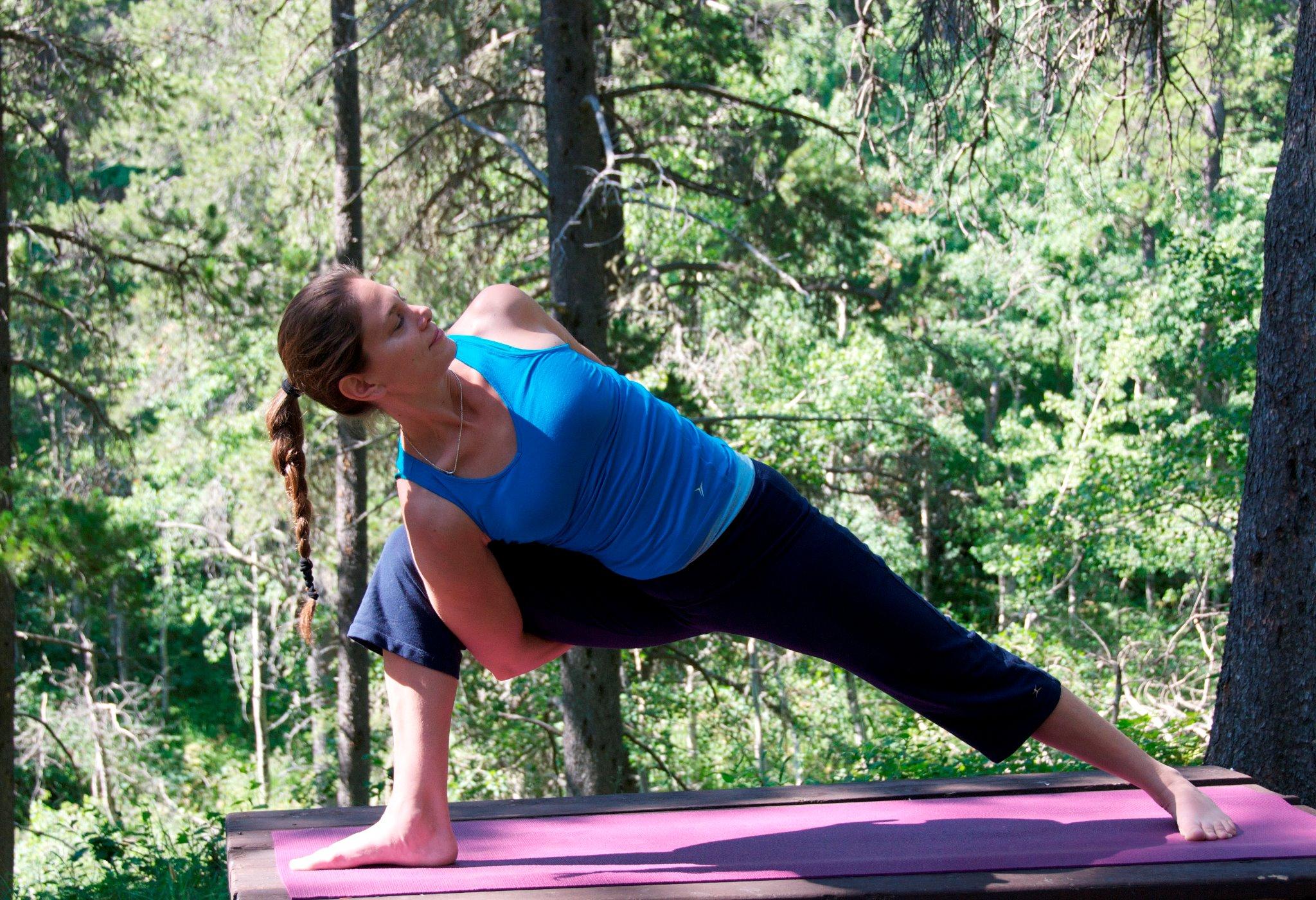 cypress hill yoga