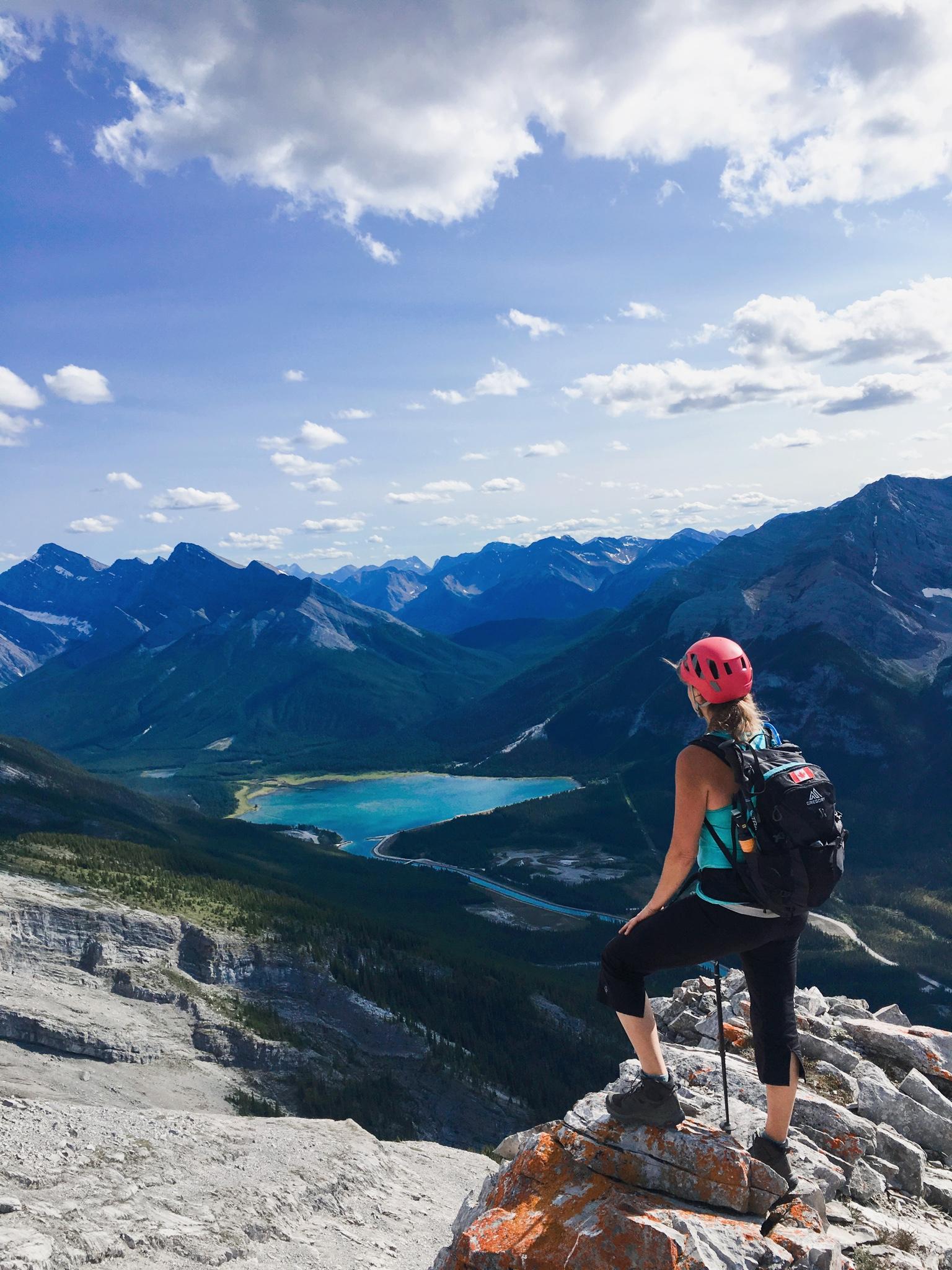 Mount Lawrence Grassi Scramble