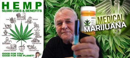 The Truth About Weed – Rick Simpson