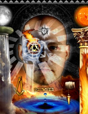 fellow craft, tracing board, second degree, esoteric masonry, second degree of freemasonry