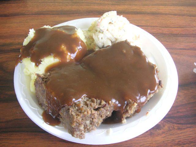 Euna Stubbs' Meatloaf