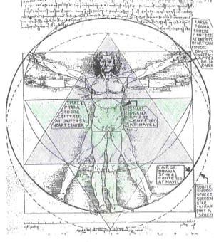 Merkabah Leonardo
