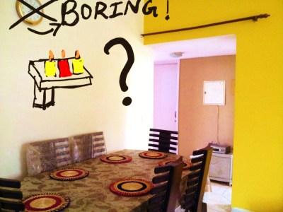 Location #1: I Hate #Boring Cliches..