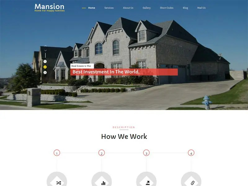 5 BEST FREE REAL ESTATE BOOTSTRAP TEMPLATES IN 2019 - Freemium Download