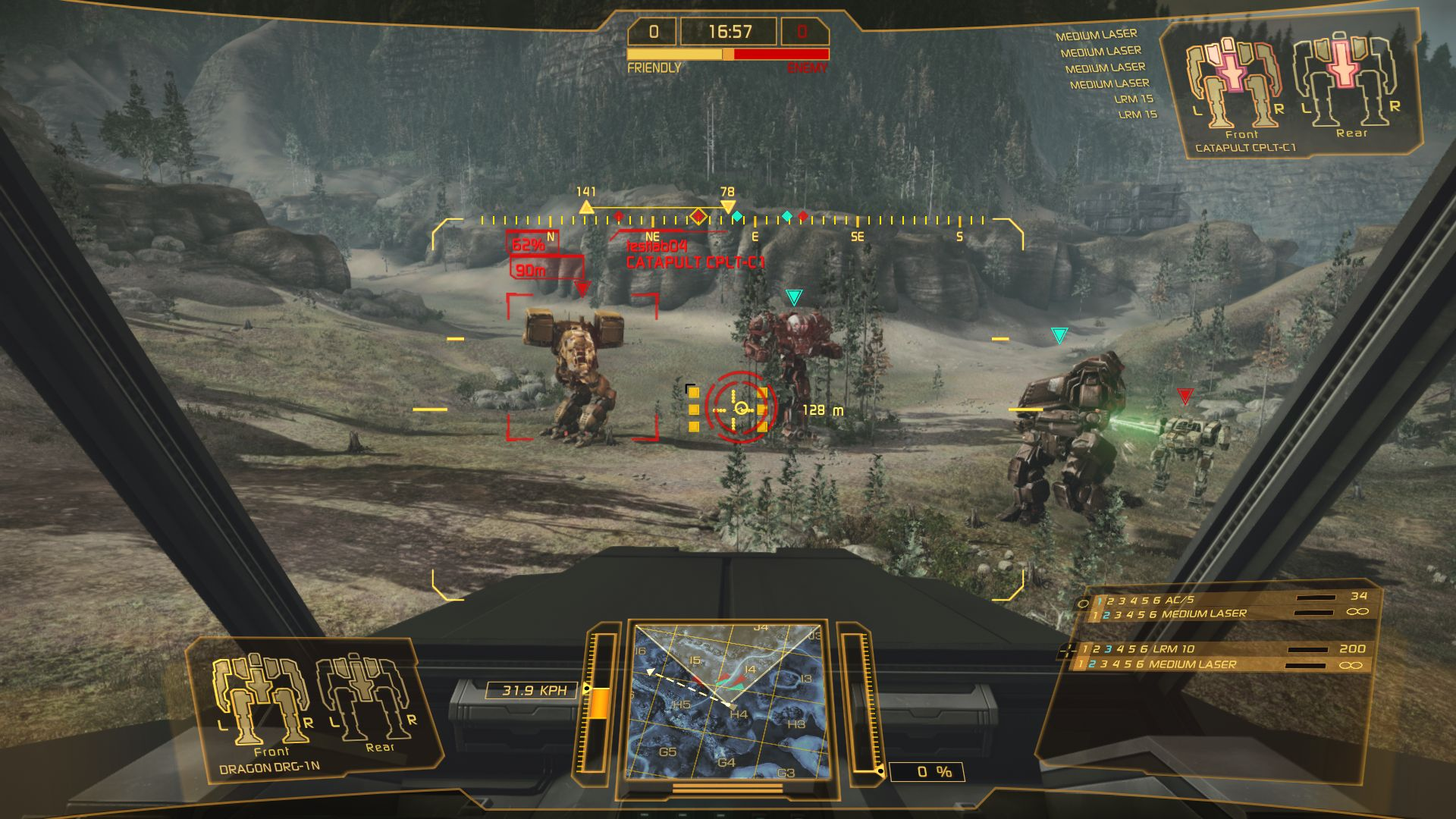 Games Mechwarrior Online Free Mmo Shooter Game And Review