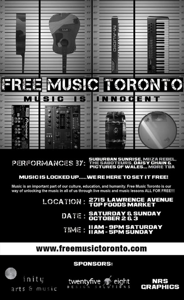 Free Music Toronto » Free-Music-Toronto-Festival-Event-Flyer