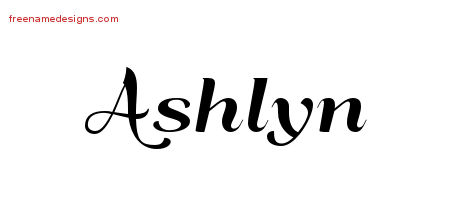 Make Your Own Quote Wallpaper Free Art Deco Name Tattoo Designs Ashlyn Printable Free Name