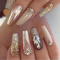 Acrylic Nail Designs Coffin 2018 | www.topsimages.com