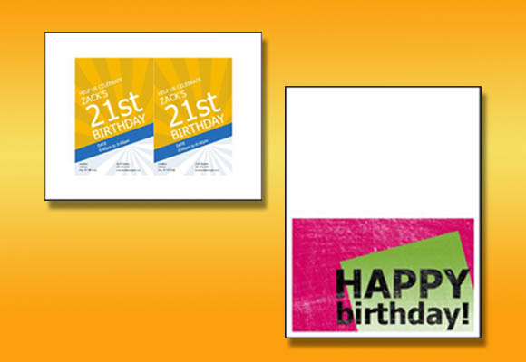 How To Create Printable Birthday Invitations in PowerPoint