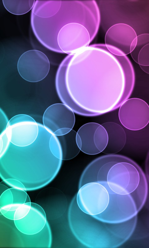 Animated Bubbles 3d Desktop Wallpapers 480 215 800 Mobile Phone Wallpapers Free Phone Wallpapers