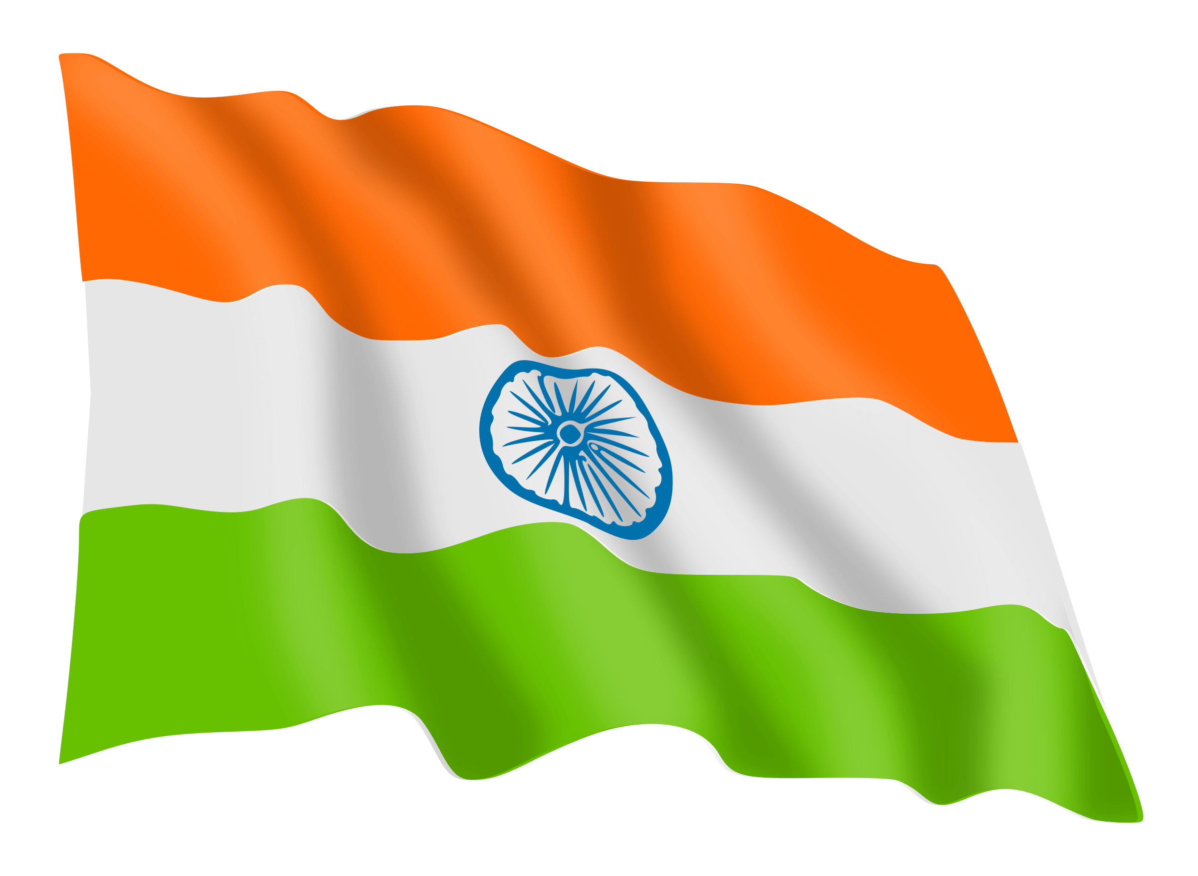 Drapeau India Download India Flag Free Download Png Hq Png Image Freepngimg