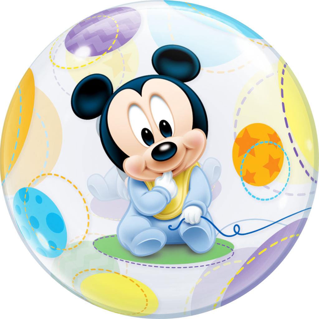 Download Mickey Boy Shower Balloon Minnie Hoax Baby Hq Png