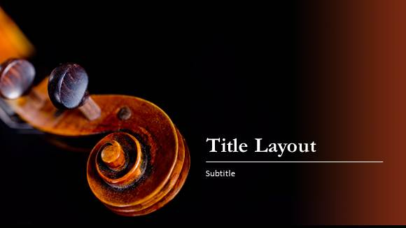 Free Music Class Template for PowerPoint - Free PowerPoint Templates