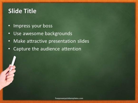 20247-science-chalkboard-powerpoint-template-2 - Free PowerPoint - science powerpoint template