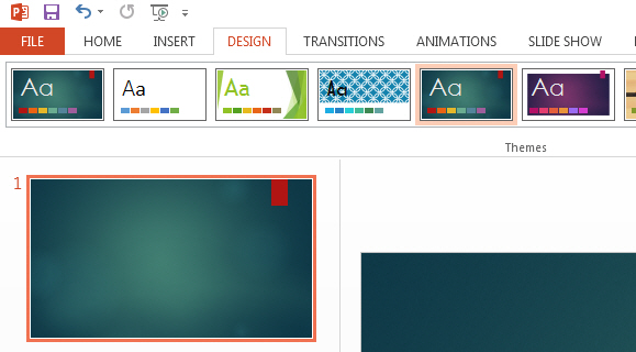Change Slide Background in PowerPoint 2013 - Free PowerPoint Templates
