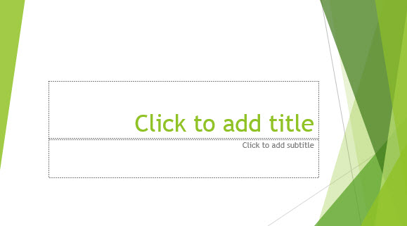 Free Facet Template for PowerPoint Online - Free PowerPoint Templates